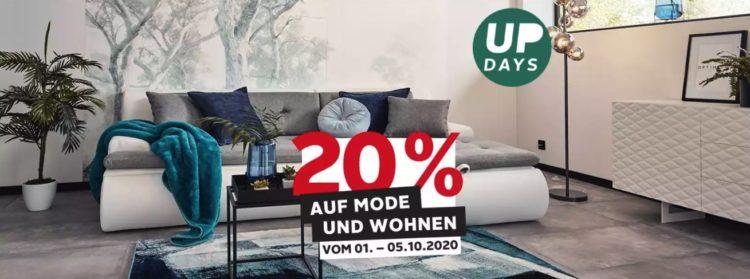 Otto 20 Prozent Auf Wohnen