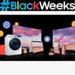 📱 + ⌚ Samsung Black Weeks mit starken Bundles, z.B. Galaxy S20+ für 874€ + Galaxy Watch3 Bluetooth gratis