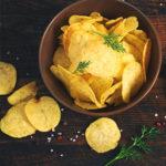 Chips-schuessel