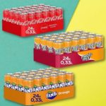 🥤 24x Coca-Cola für 9,22€ (je Dose nur 0,38€!) - zzgl. Pfand