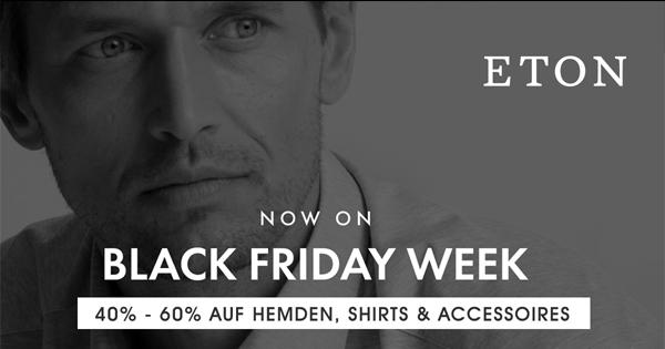 Eton Black Week