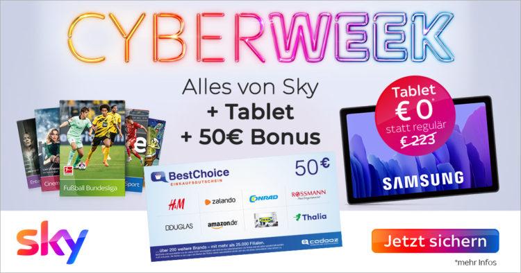 sky q cyberweak bonus deal uebersicht