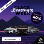 Vehiculum Black Leasing Week - Mercedes A250e / A35 AMG // Mercedes GLC 300e
