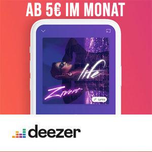 Deezer-Abo
