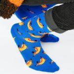 🧦🌈 Happy Socks: 40% Rabatt im Sale + gratis Versand bei 35€ MBW