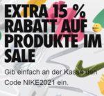 👟⚽️🏀 Nike: Bis zu 50% Rabatt + 15% Extra Rabatt auf alles 👉 nur für Nike+-Mitglieder