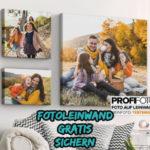 🎁 Gratis: 30x20 cm Fotoleinwand bestellen (statt 29,90€) + 6,90€ Versand