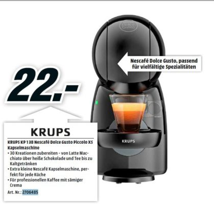 Nescafe Kaffeemaschine