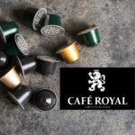 ☕ Café Royal: 20% auf alle kompatiblen Kapseln fürs Nespresso System