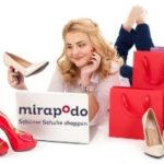 Mirapodo 20% Rabatt im Shop / 25% Rabatt auf Schuhe