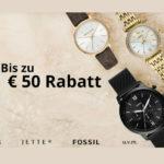 Christ: Bis zu €50 Rabatt auf Uhren
