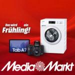 MediaMarkt Prospekt: Das wird Mein Frühling! - z.B. JBL Reflect Flow TWS Kopfhörer für 79€ (statt 99€)