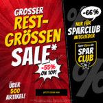 🏋️♂️ SportSpar: 55% Rabatt auf ausgewählte Produkte // 66% für SparClub-Mitglieder