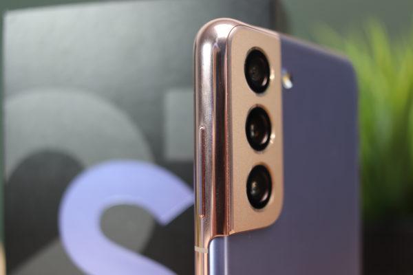 Samsung Galaxy S21 Verarbeitung Rahmen
