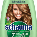 Amazon Beauty Aktion: Nimm 5, zahl 4 - z.B. 5x Schauma Shampoo 7-Kräuter für 3,56€ (statt 5€)