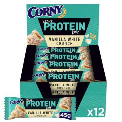 corny protein vanilla