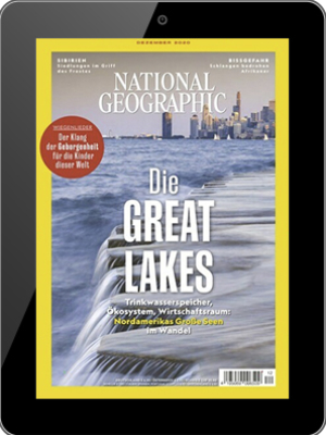 National Geographic Digital E-Paper