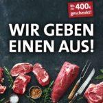 🥩 Kreutzers: 20% auf Premium Fleisch, Wein & Co. 💵 Extra-Guthaben geschenkt für euren Einkauf (bis zu 400€!)