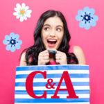 🌸 C&A Frühlingstüten: 3 Artikel aus der Frühlingskollektion + Geschenkkarte