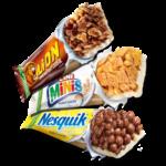 GRATIS: Cerealien-Riegel Probieraktion (CINI MINIS, GOLDEN MINIS, LION, NESQUIK) kostenlos testen