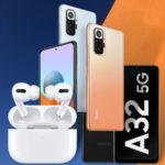 AirPods_Pro_Xiaomi_Redmi_Note_10_Galaxy_A32_5G
