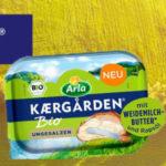 """🧈 GRATIS:  """"Arla Kaergarden Bio 200g"""" kostenlos testen - täglich 1.000x"""