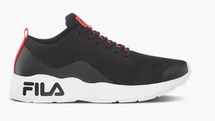 FILA Sneaker FASTER in schwarz
