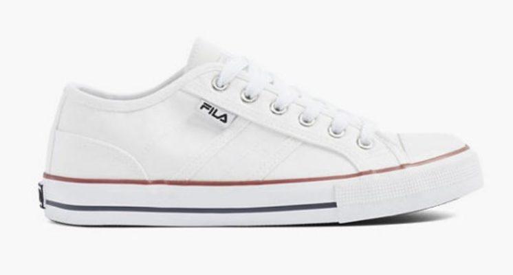 FILA Sneaker in weiss