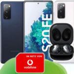 *Krasser Vatertagsdeal!*📱 Galaxy S20 FE + Galaxy Buds Live für 19€ + 5GB LTE Vodafone Allnet für mtl. 19,99€ (MediaMarkt / Saturn)