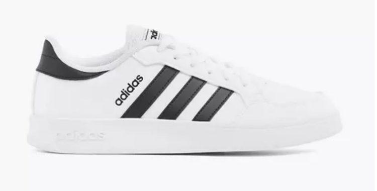 adidas Sneaker BREAKNET in weiss