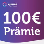 ⏰ Endet! 🔥 100€ Prämie für 12 Monate Sparplan ab 50€ bei quirion (keine Starteinlage!)