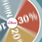 30% Rabatt bei s.Oliver - Mindesteinkaufswert 49€