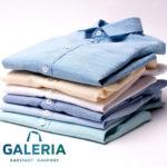 👔 Galeria: 40% auf bereits reduzierte Herren-Hemden der Marken OLYMP & seidensticker