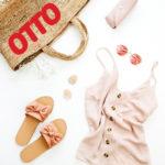 OTTO: 10% Rabatt auf Mode z.B. Vero Moda Kleid für 17,99€