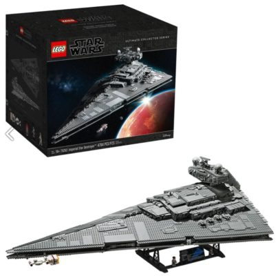 LEGO Star Wars 75252 Imperialer Sternzerstoerer