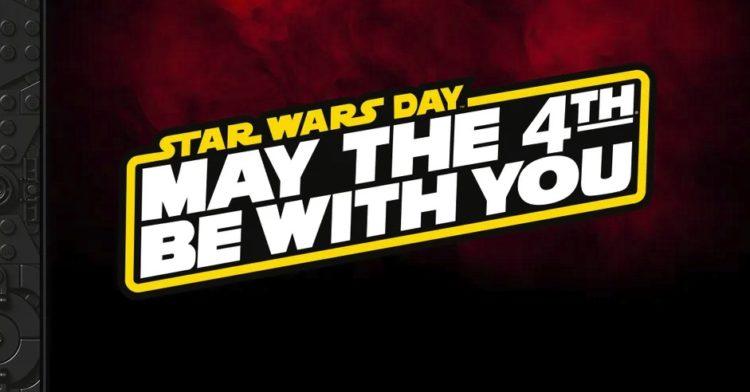 Lego Star Wars Day Teaser