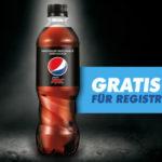 🥤 GRATIS: 3x Pepsi Max (0,5 Liter) kostenlos sichern (über Couponplatz)