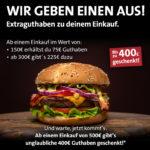 🥩 Kreutzers: 20% auf Premium Fleisch, Wein & Co. ♨️ bis zu 400€ geschenkt