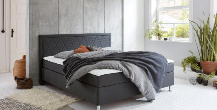 2021 07 09 13 03 22 ATLANTIC home collection Boxbett mit Tonnentaschenfederkern Matratze und Topper