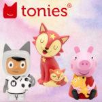 🐯 30% Rabatt auf Tonies-Figuren - bereits ab 8,39€