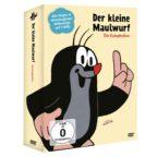 DVD Box Der kleine Maulwurf