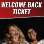 welcome back ticket