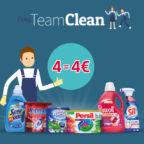 Frag Team Clean 4€ Coupon