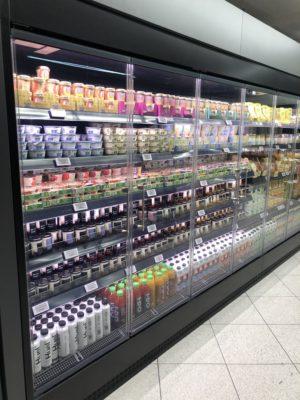 go2market Köln Kühlregal