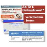 Gratis 1x SARS-CoV-2 Antigen-Schnelltest mit Lidl Plus App vom 14.06. bis 19.06.2021 ab 10€ Einkauf