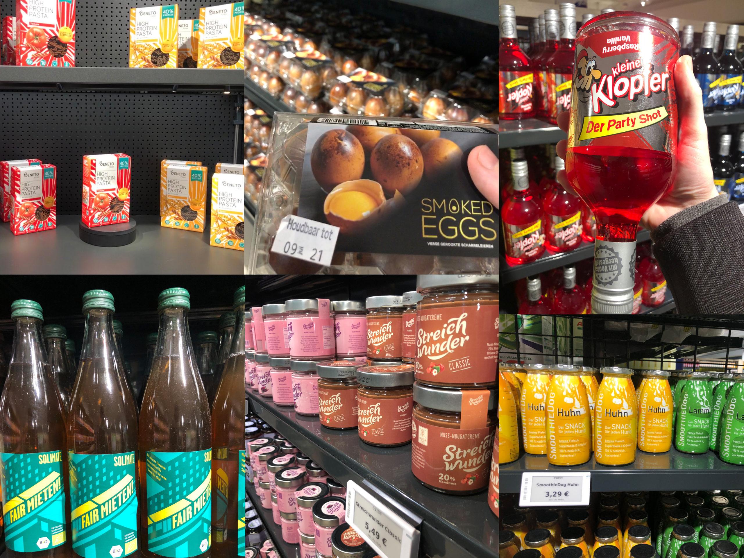 Produkte im go2market Köln