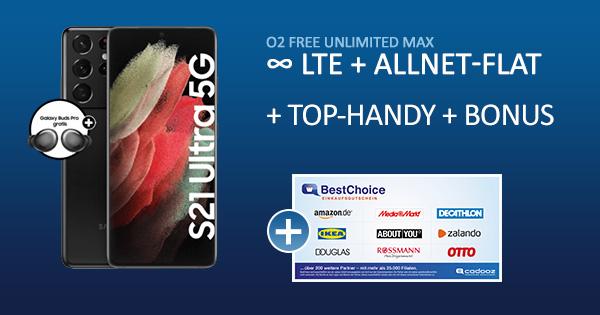 o2-free-unlimited-max-samsung-galaxy-s21-ultra-bonus-deal