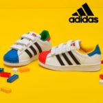 Adidas x Lego Schuhe