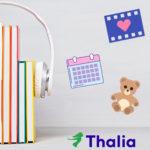📚 Thalia: 18% Gutschein - Spielwaren, Filme, Software, Hörbücher u.v.m.