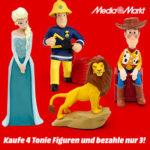 ❤️ Tonies 4-für-3-Aktion: 4 Tonie-Figuren kaufen, nur 3 bezahlen (MediaMarkt)